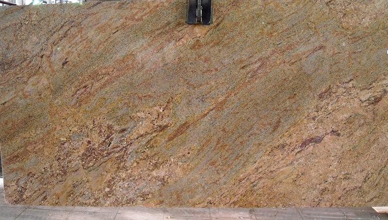 Гранит Голден Оак (Granite Golden Oak)