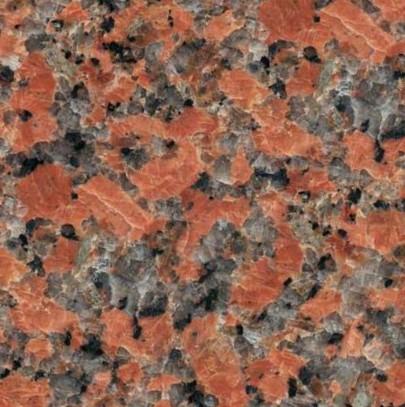 Гранит Мапл Ред (G562 Granite, Мaple Red Granite)