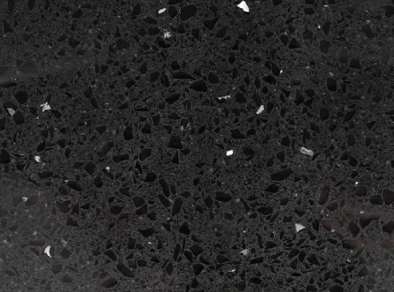 Кварцевый агломерат Quartzforms Twinkle Black