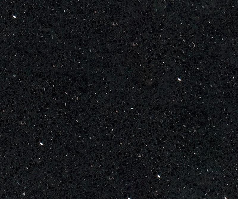 Кварцевый агломерат Technistone Brilliant Black