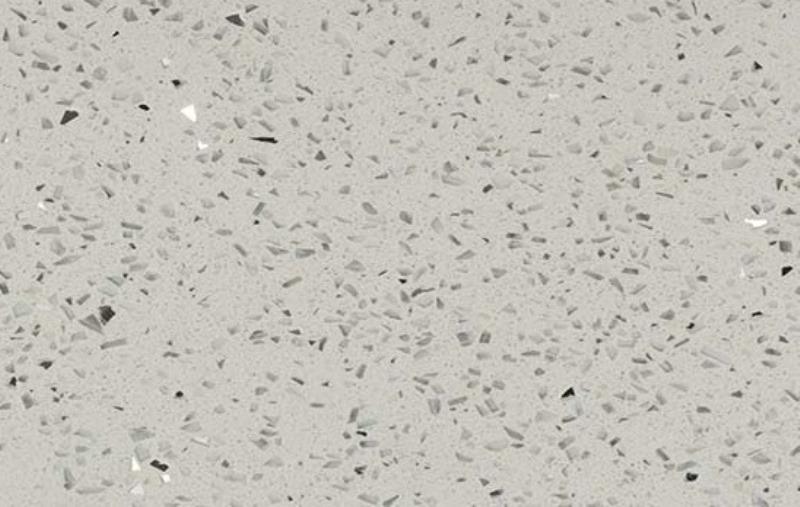 Кварцевый агломерат Technistone Crystal Quartz White