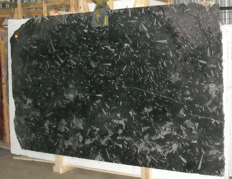 Мрамор Фоссил Блэк (Marble Fossil Black)