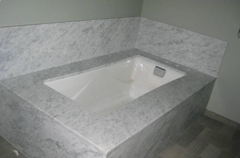 изделия из камня белый мрамор