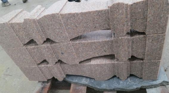 изделия из камня гранитные балясины