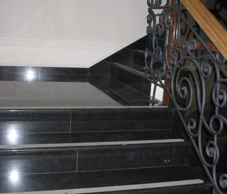 гранит Габбро ступени лестница