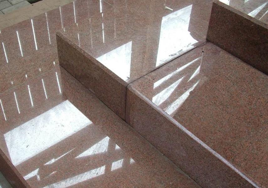 гранит куртинский ступени лестница