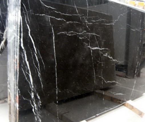 черный мрамор nero marquina marble slab