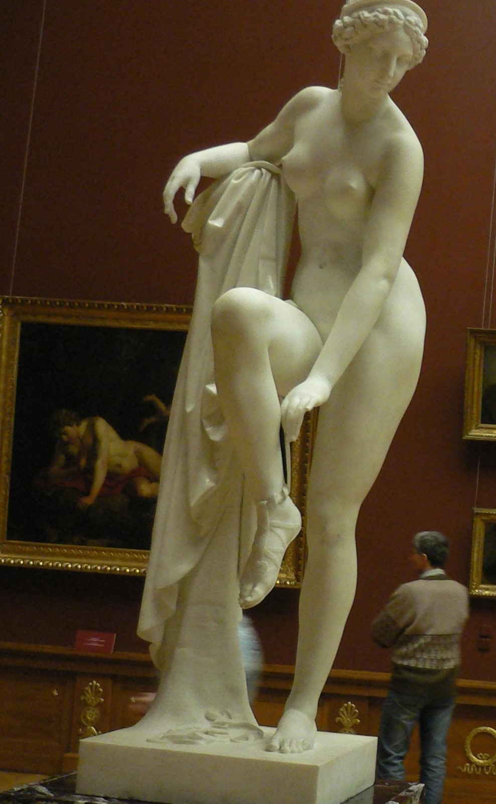каррарский мрамор скульптура