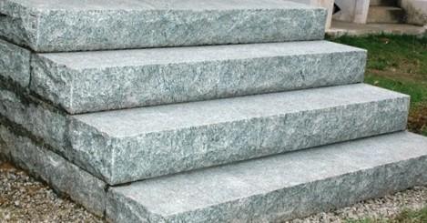 лестница гранит royal grey