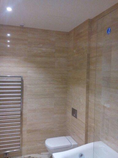 полировка мрамора стены