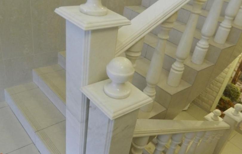 полоцкий мрамор балясины лестница