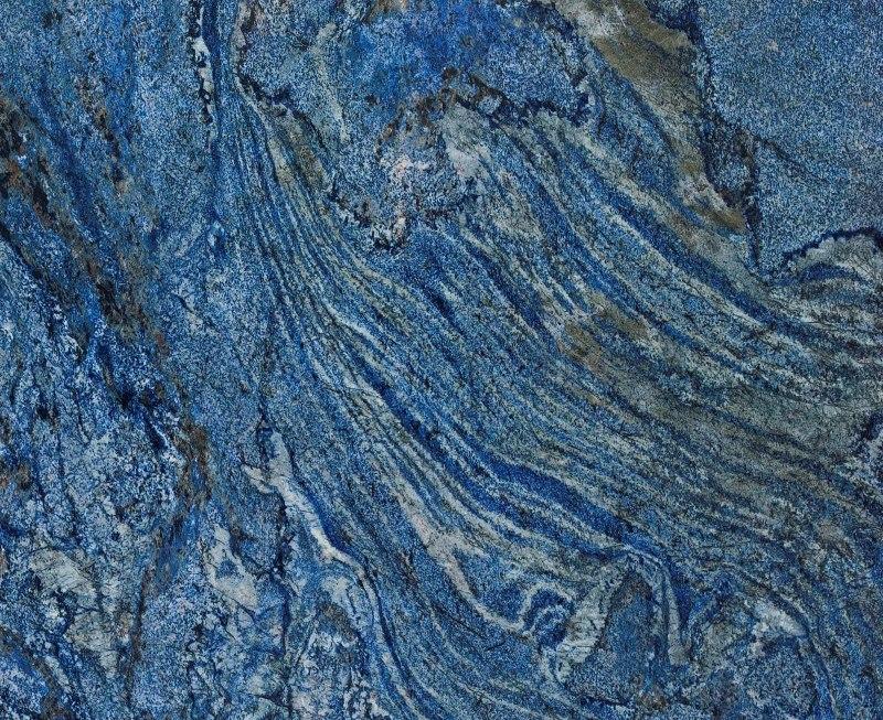 Гранит Азул Бахия (Granite Azul Bahia)