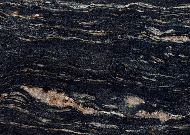 Гранит Блэк Космик (Granite Black Cosmic)