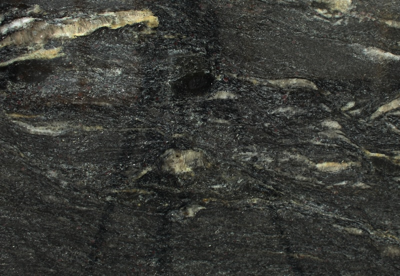 Гранит Блэк Космик (Granite Black Cosmic)