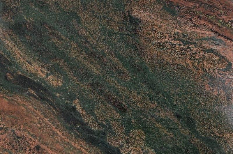 Гранит Верде Фуоко (Granite Verde Fuoco)
