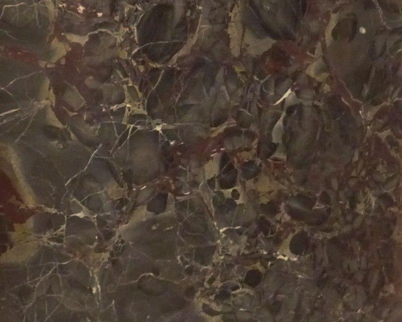 Мрамор Брекчия Антика (Marble Breccia Antico)