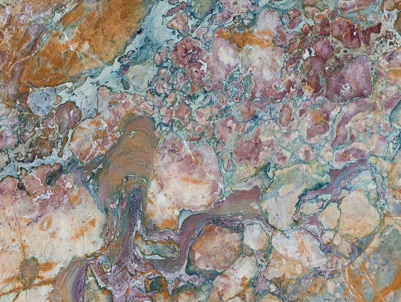 Мрамор Брекчия Де Вендом (Marble Breccia De Vendome)