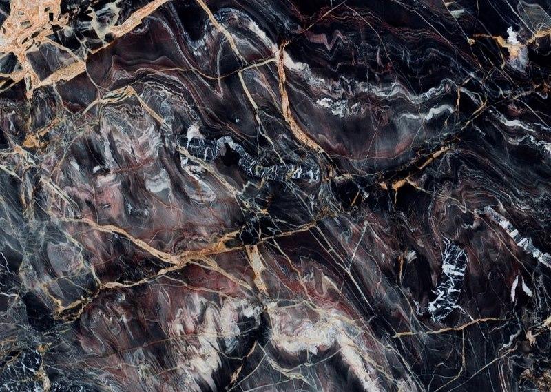 Мрамор Конфьюжен Дарк (Marble Confusion Dark)
