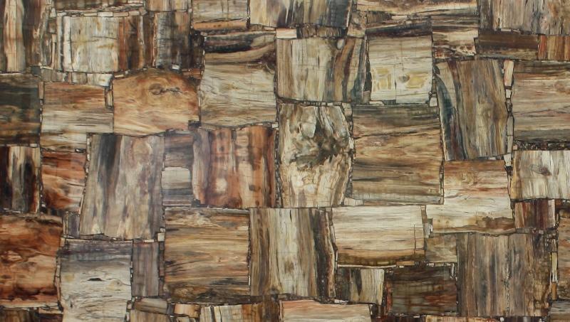 Полудрагоценный камень Ретро Петрифилд Вуд (Retro Petrifield Wood)