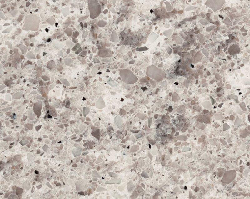 Кварцевый агломерат CaesarStone Atlantic Salt