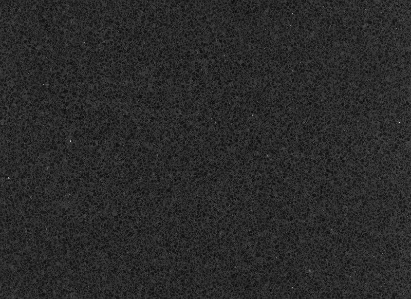 Кварцевый агломерат CaesarStone Jet Black