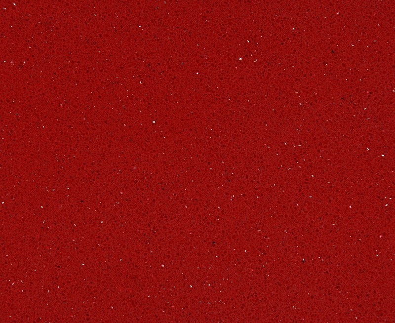 Кварцевый агломерат CaesarStone Red Shimmer
