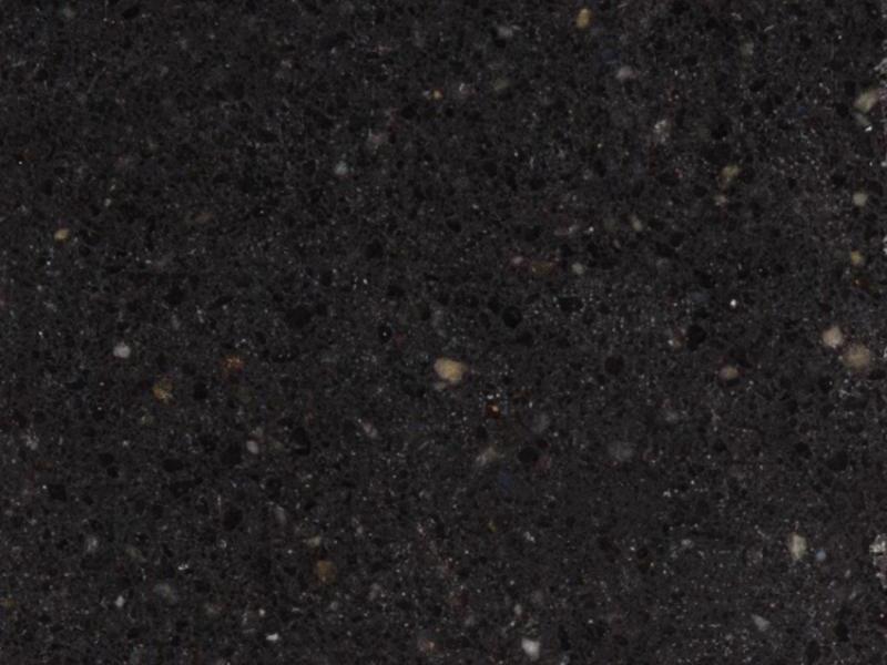 Кварцевый агломерат Silestone Negro Tebas