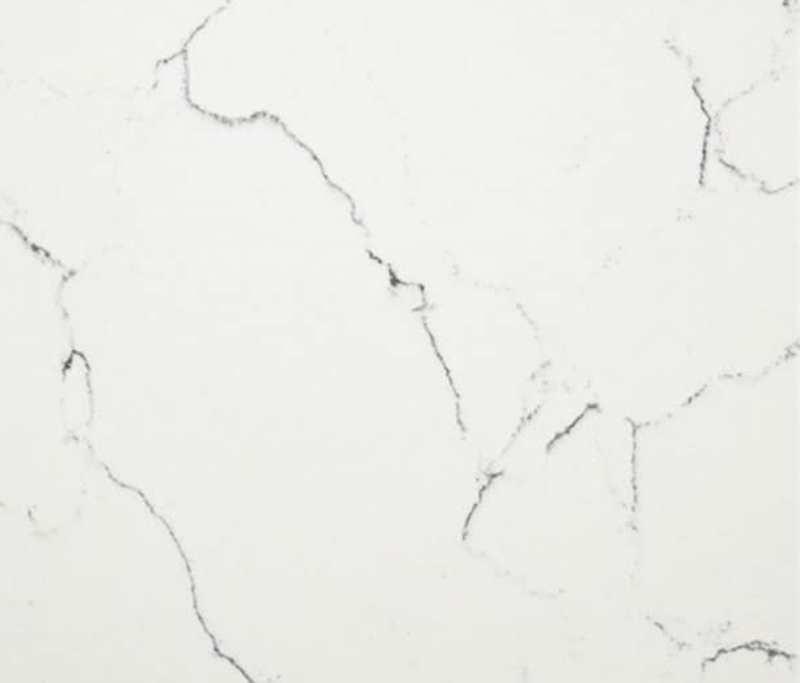 Кварцевый агломерат Vicostone Bianco Venato BQ 8440