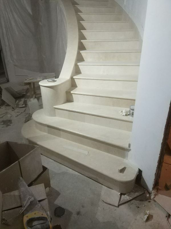 Летова роща. Лестница