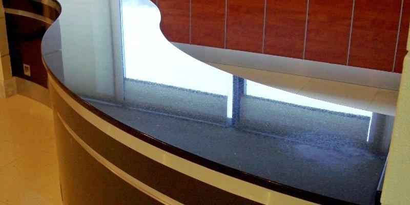 Reception - Административная стойка