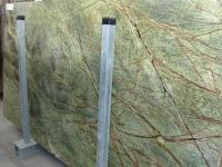 Зеленый мрамор Rain Forest Green