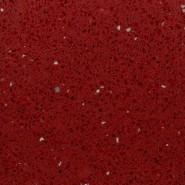 Кварцевый агломерат PlazaStone 8310 Stella Rossa