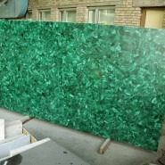 Полудрагоценный камень Грин Малахит (Green Malachite)