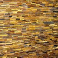 Полудрагоценный камень Тайгер Ай Голд (Tiger Eye Gold)