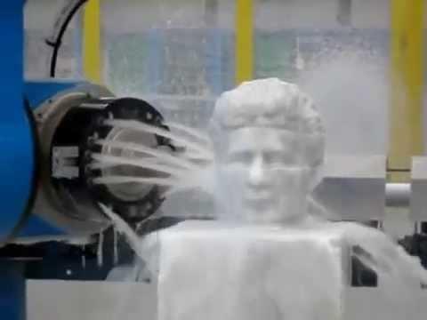Embedded thumbnail for 3D сканирование и резка на 5-осевом станке ЧПУ
